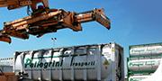 Noleggio container e chassis ribaltabili